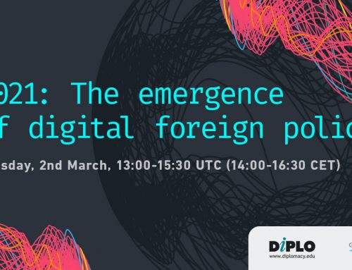 2021: The emergence of digital foreign policy: Programme