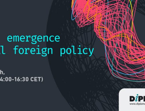 Report: 2021: The emergence of digital foreign policy